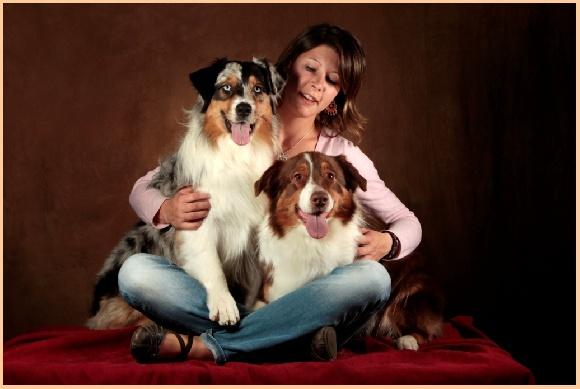 Elevage DU DOMAINE DES SIX BOURGEOIS - eleveur de chiens